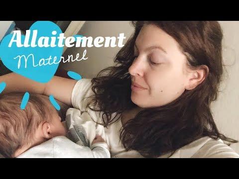 Allaitement Maternel, nos premiers mois