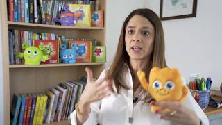How the Entypals help Kids to Learn Positive Values - Teacher Tamara Lapco