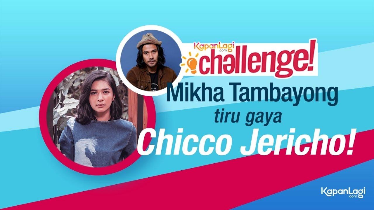 Mikha Tambayong Chicco Jerikho Itu YouTube
