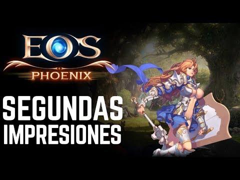 Echo Of Soul Phoenix MMORPG - Segundas Impresiones - Gameplay En Español