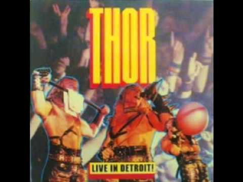 Thor (Live In Detroit) Thunder On The Tundra
