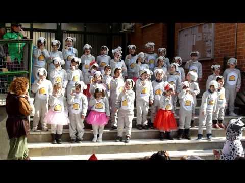Carnaval 2015 Colegio Público Genil
