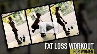 Fat Loss Workout for Women (BURN FAT & BUILD MUSCLE!!)