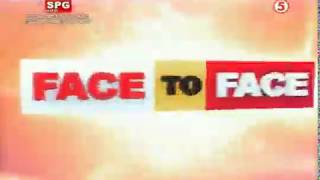 Face to Face Tv5 Opening Song