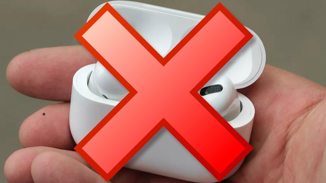 2000 TL'lik Apple AirPods Pro Kulaklıkları Almamanız İçin 4 Neden