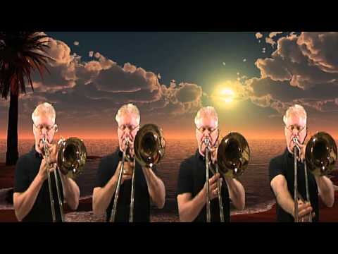All of Me Trombone Quartet  All 4 of Me  John Legend