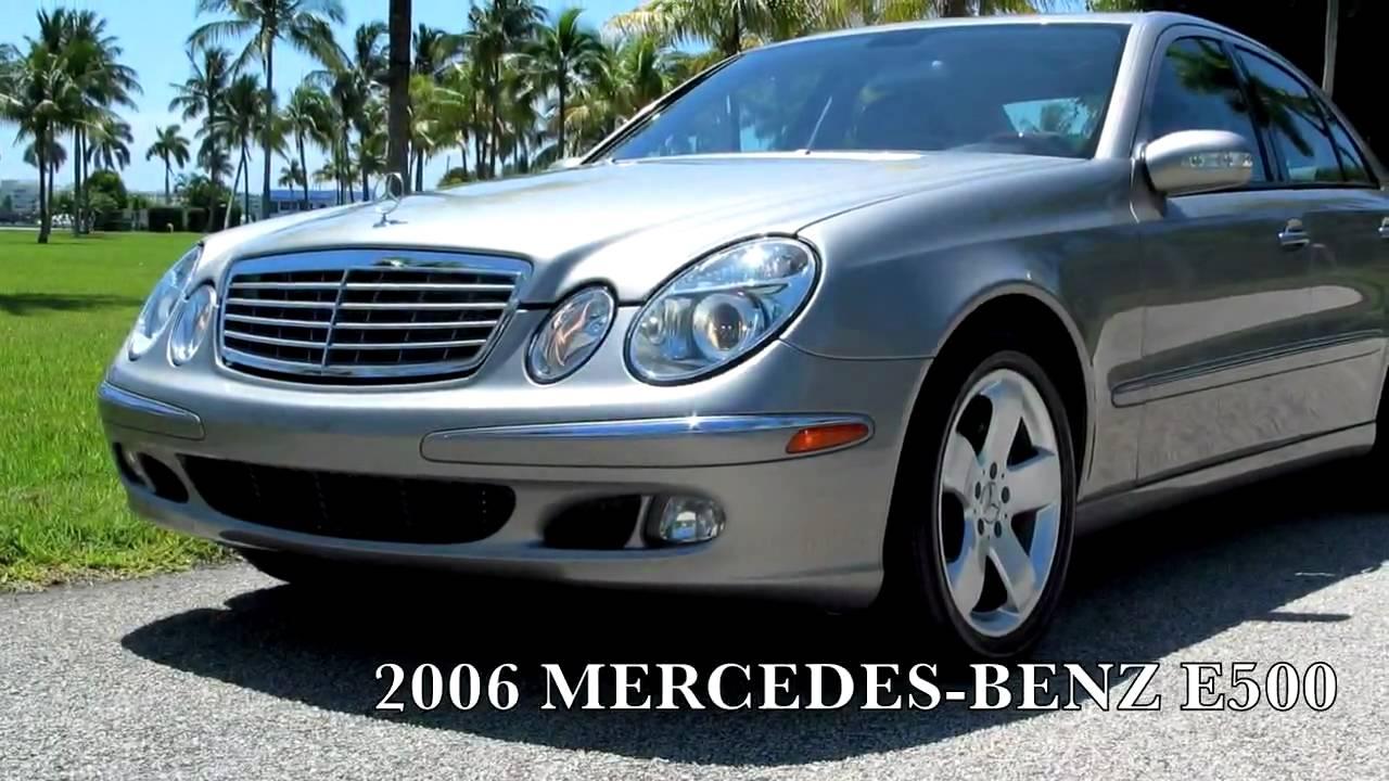 Image gallery 2007 mercedes e500 for 2006 mercedes benz e550