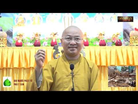 Khi người Phật tử phát tâm