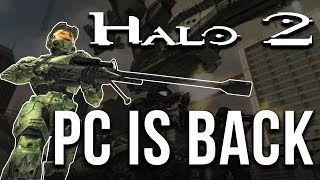 Halo 2 Project Cartographer - Halo 2 Multiplayer on PC is Back!