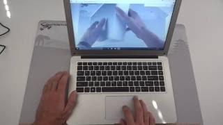 Jumper EZBOOK 2: 160€ MacBook Klon! // Test   China-Gadgets