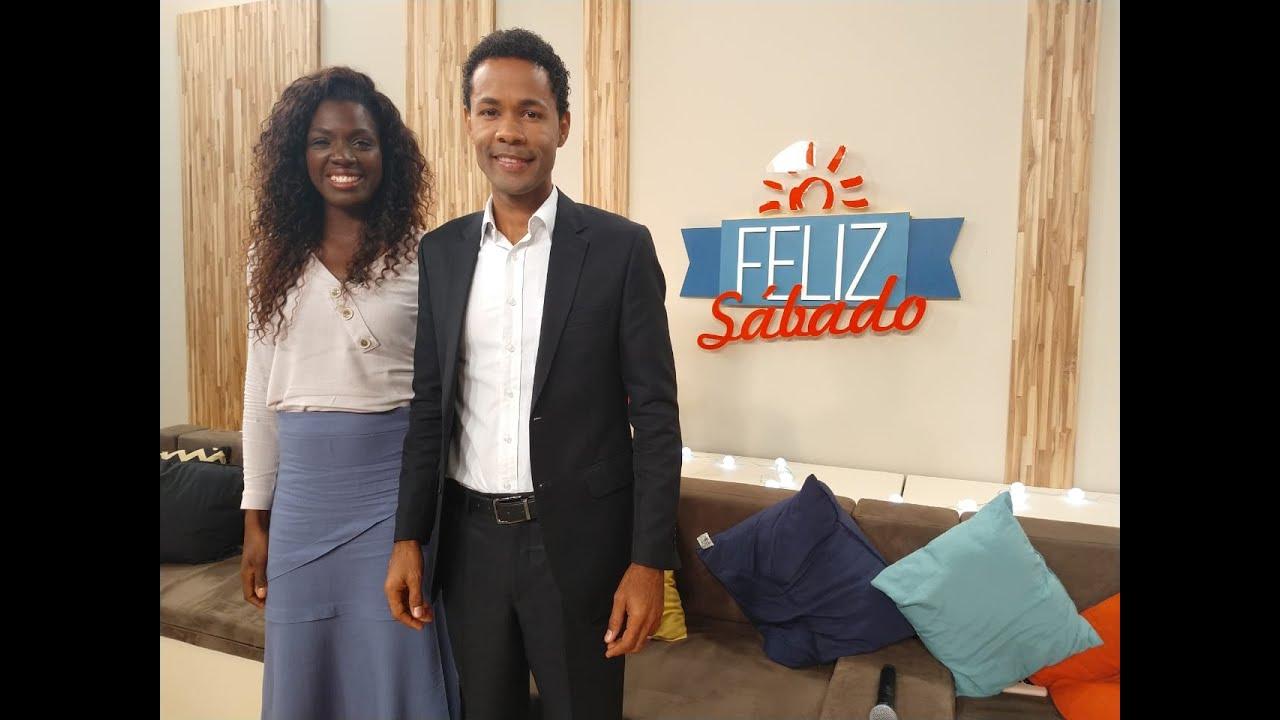 Feliz Sábado com Carol Felix