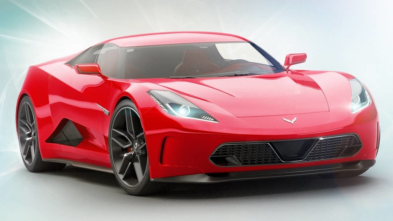 Chevy Corvette 2018 >> 2018 Chevy Corvette Youtube