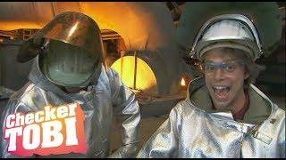 Der Stahl-Check | Reportage für Kinder | Checker Tobi