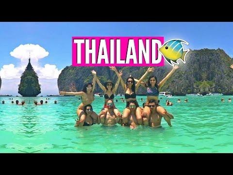 EXPLORING ISLANDS IN THAILAND | SNORKELING + SWIMMING | mireyas life