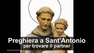 Preghiera a Sant'Antonio di Padova per trovare il partner