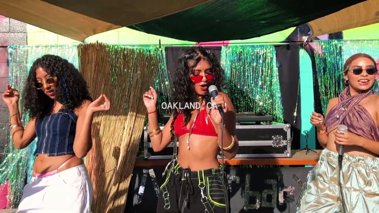 Not Ur Baby Oakland Performance Recap - Pallavi aka Fijiana