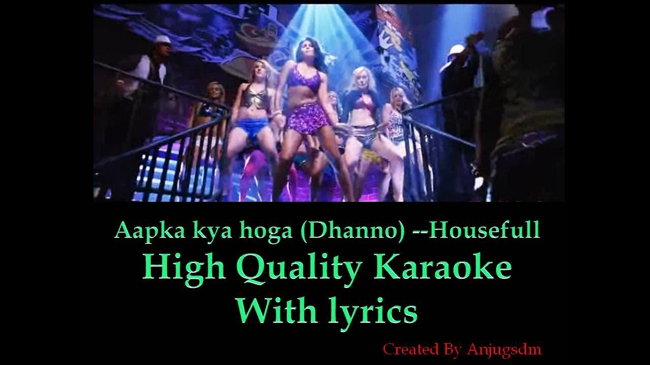 Aapka Kya Hoga Lyrics | Housefull (2010) Songs Lyrics ...