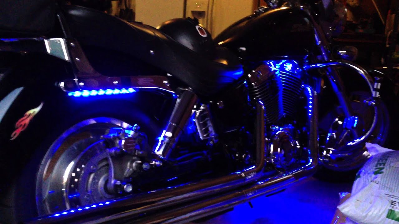 aura switch kit neon for led lighting w motorcycle color accent walmart cruisers ip com wireless glow multi strip lights