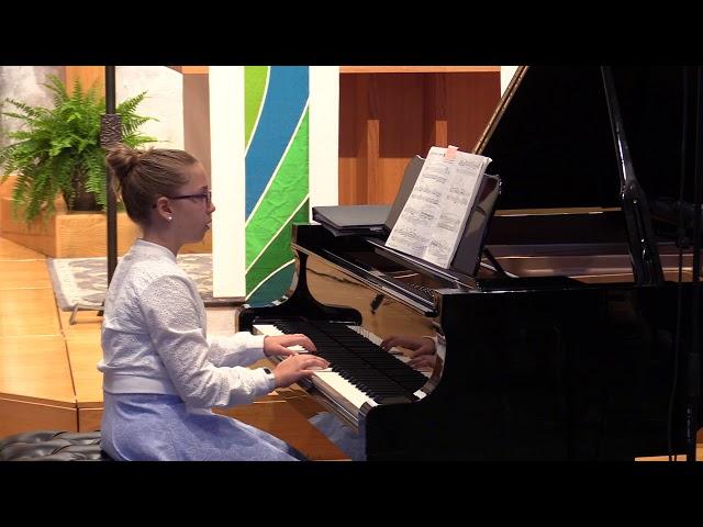M.Clementi, Sonatina Op. 36 No. 1, Andante