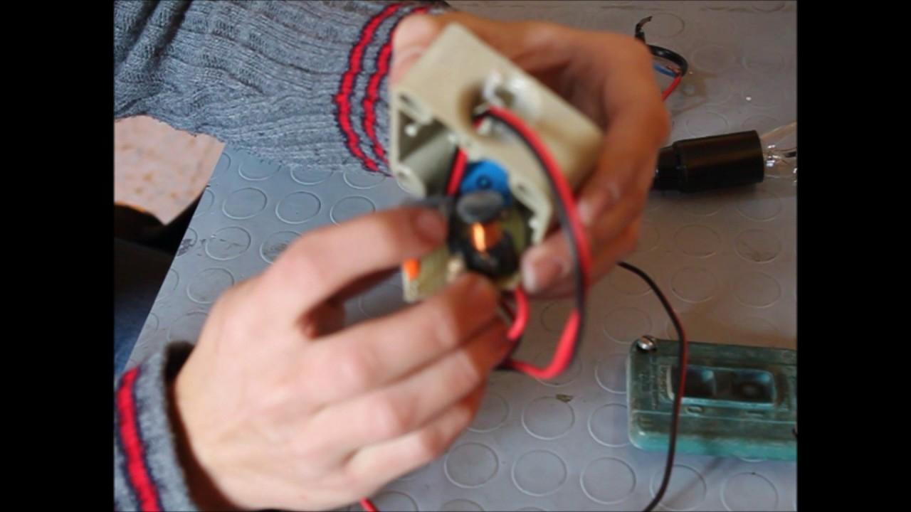 Schema Elettrico Dimmer Per Led 220v : Regolatore di luminosità tutorial varilight schema circuito