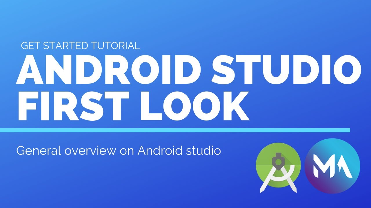 Android Studio Anatomy - The Basics of Android Studio - YouTube