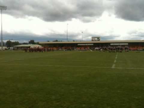 NZ vs PNG Defence force Rugby