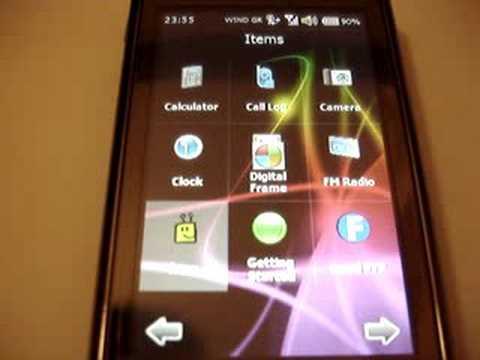 Samsung Omnia SGH-i900 (GPS & WIFI) by septlc