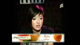 Певица Заза рассказала о сокровенном(Очаровательная Заза в гостях программы