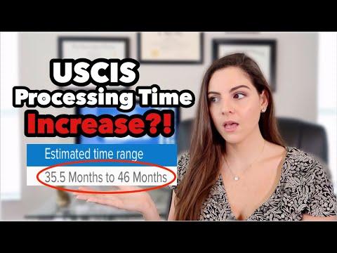 Longer USCIS Processing Times?! I-130, I-90, I-140, I-485 | Plus Tips On How To Speed Up Processing