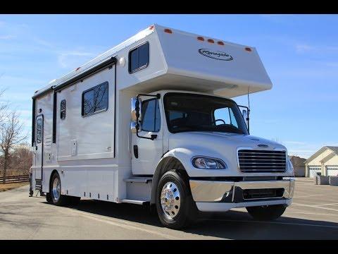 IWS Motor Coaches' Custom Coach the IWS Sportsman by Renegade RV