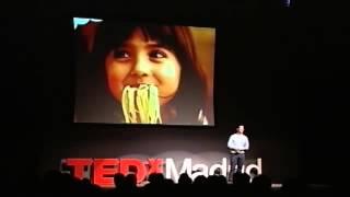 Cenas solidarias: Carlos Garcia Maganto at TEDxMadrid