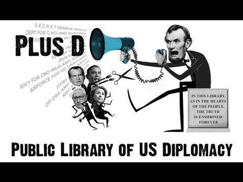 """""""The Kissinger Cables"""": Three Years After """"Collateral Murder,"""" WikiLeaks Explores U.S. Diplomacy"""