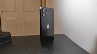 iPhone 12 unboxing (black🖤)