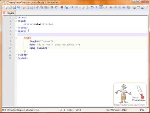Php base de datos tutorial
