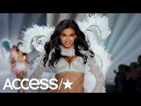 Victoria's Secret Model Kelly Gale Comes Under Fire For Exercising Outside Of An In-N-Out | Access