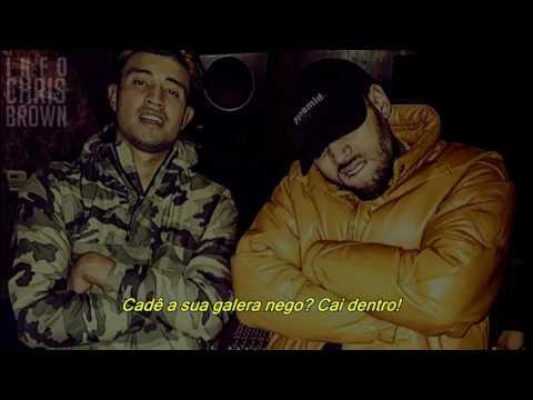 Kap G feat. Chris Brown - I See You (Legendado / Tradução)