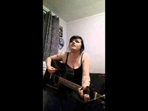 All I Want - Kodaline (cover) Megan Dobbs