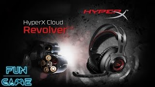 [J - Vreview] Review Tai Nghe HyperX Cloud Revolver