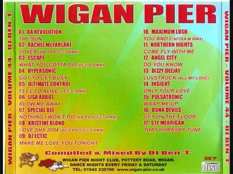 Kristine Blond Love shy BCD Remix Wigan pier 44