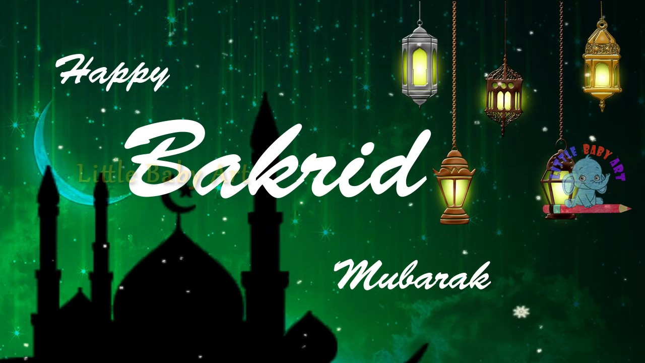 Bakrid Wishes 2020