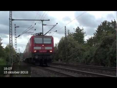 Bahnverkehr in konigswinter 2