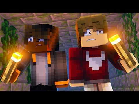 Finding Hidden Tunnels! - Parkside University [S2.EP3] Minecraft Roleplay