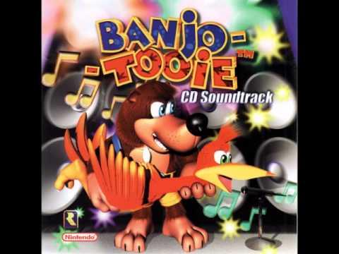 [Music] Banjo-Tooie - Grunty Industries (Quiet Interiors)