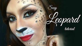 Sexy leopard l Halloween tutorial Thumbnail