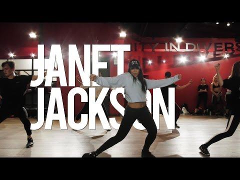"Janet Jackson - ""Control/Pleasure Principle"" - JR Taylor Choreography"