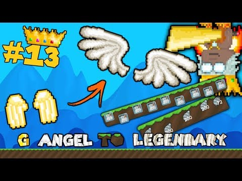 1000+ MILITARY Radio TREES! | G Angel to LEGENDARY #13 | Growtopia