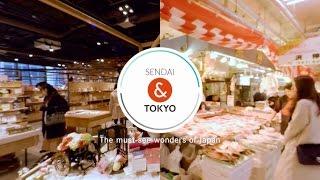 360° TOHOKU&TOKYO  - shopping  / MIYAGI thumbnail