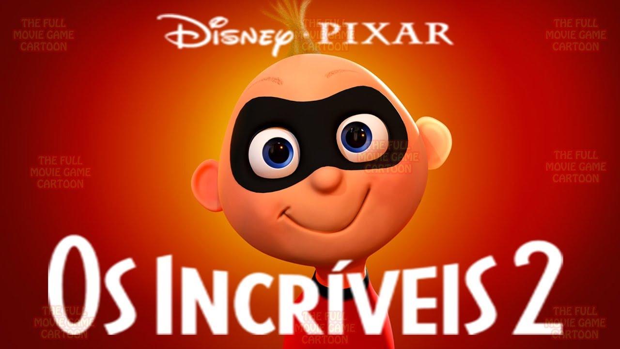 Os Incriveis 2 Portugues Brasileiro Filme Completo Dublado Legendado Lego Videojogo Disney Pixar Youtube