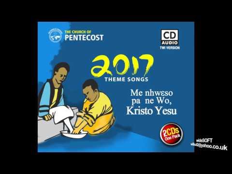 Jesus, Wo ye m'adamfo ~ COP 2017 Theme Song