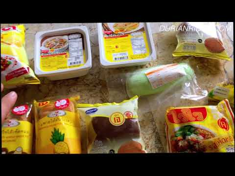What I Eat In Thailand AT 7-Eleven To Fuel 70 Hour Work Weeks